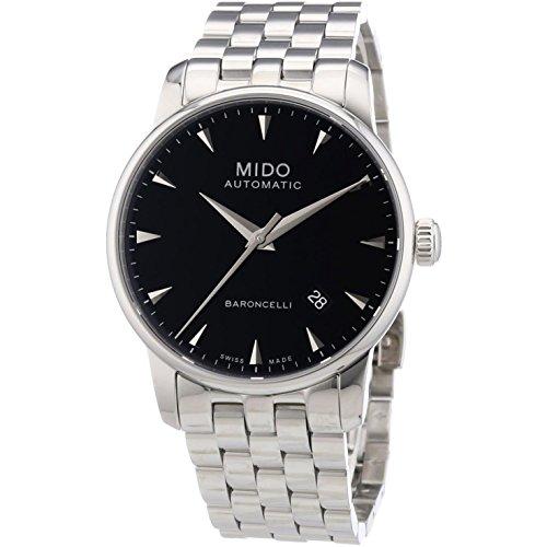 mido-mens-mido-m86004181-baroncelli-analog-display-swiss-automatic-silver-watch
