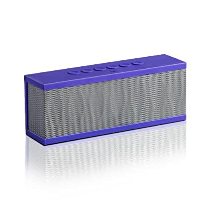 Photive Cyren Portable Wireless Bluetooth Speaker