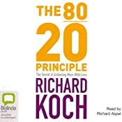 H&ouml;rbuch The 80/20 Principle