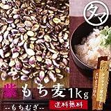 自然の都タマチャンショップ 紫もち麦1kg(福岡県産)