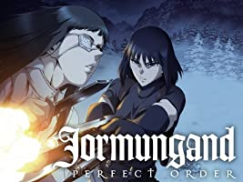 Jormungand Perfect Order Season 2