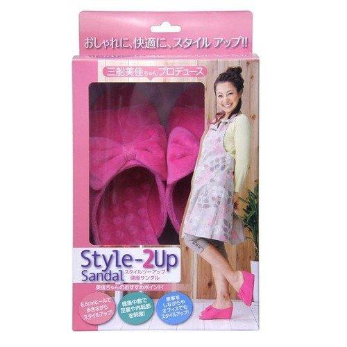 スタイルツーアップ健康サンダル M ピンク