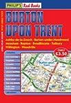 Philip's Red Books Burton upon Trent