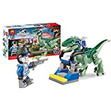 Mini Figures Jurassic World Dinosaur Owen Toys Jurassic Park Bricks CZP
