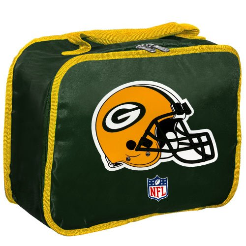 NFL Green Bay Packers Lunchbox, Green at Amazon.com