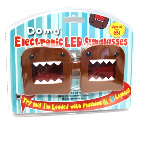 Domo Electronic LED Sunglasses