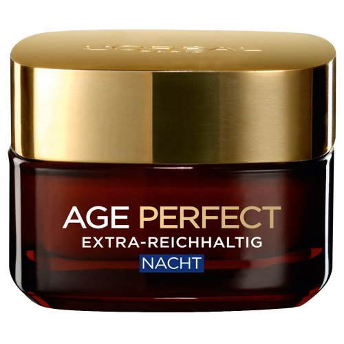L'Oréal Paris Dermo Expertise Age-Perfect Extra-Reichhaltig Nacht, 1er Pack (1 x 50 ml) thumbnail