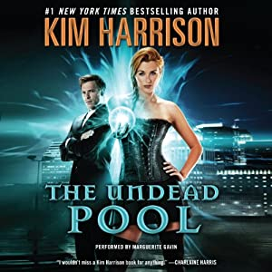 The Undead Pool: The Hollows, Book 12 | [Kim Harrison]