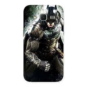 Premium Knight Thrash Multicolor Back Case Cover for Galaxy Core Prime