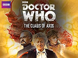 Doctor Who (Classic) The Claws of Axos