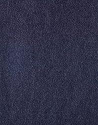 VB Scarf, classic - uni melange - fringed, soft like cashmere