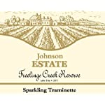 2011 Johnson Estate Freelings Creek Sparkling Traminette 750 mL