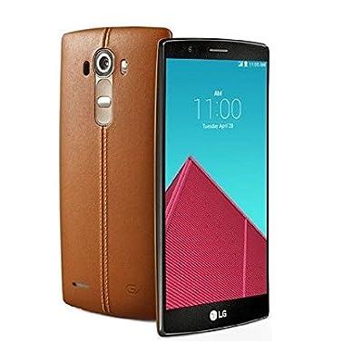 LG LG H818N G4 GENUINE LEATHER BROWN 32GB Brown