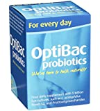OptiBac Probiotics For every day - Pack of 60 Capsules