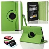 Masioneâ¢360 Degree Rotating Executive Multi Function Standby Smart Case for the Kindle Fire HD 7