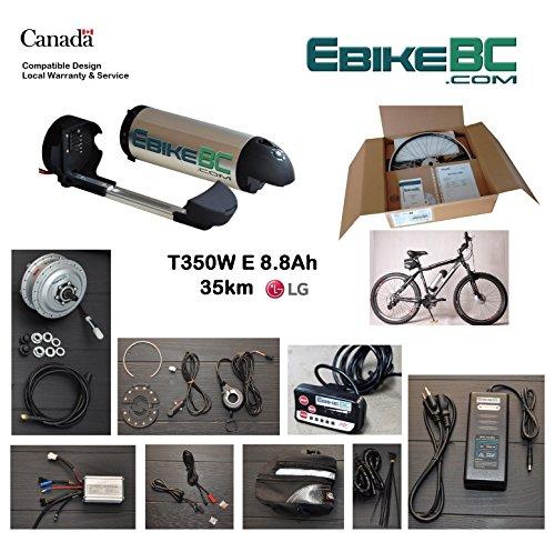 Ebike-KIT-350500W-Electric-Bicycle-E-Bike-Complete-Conversion-Kit-Front-Hub-Motor-Battery-Li-Ion-32kmh-LED-262752829700C-rim-sizes-Bike-not-included