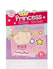 Princess Sticker & Activity Book