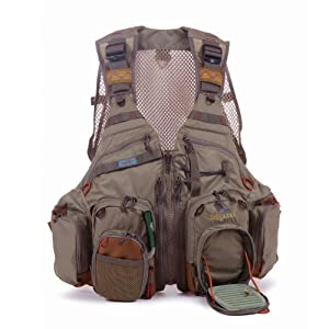 Fishpond Gore Range Barnwood Fly Fishing Vest & Tech Pack by FishPond