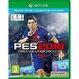 Pro Evolution Soccer 2018 - Premium Edition (Xbox One) UK IMPORT REGION FREE