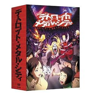 アニメ デトロイト・メタル・シティ DVD-BOX