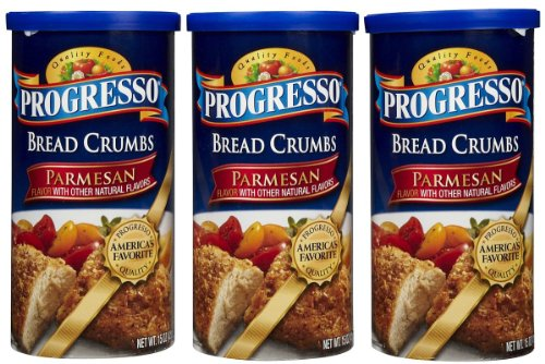 Progresso Bread Crumbs - Parmesan - 15 oz - 3 ct (Progresso Bread Crumbs compare prices)