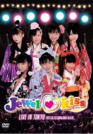 Jewel kiss LIVE IN TOKYO