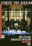 カラヤンの遺産 モーツァルト:歌劇「ドン・ジョヴァンニ」(全2幕) [DVD]