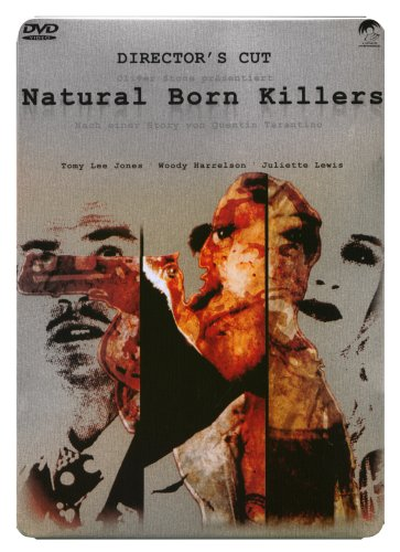 Natural Born Killers - Steelbox - Director's Cut [2 DVDs]