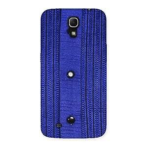 Ajay Enterprises Royal Blue Sweate Print Back Case Cover for Galaxy Mega 6.3