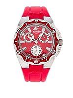 Chronotech Reloj con movimiento Miyota Active Boy Rojo 30  mm