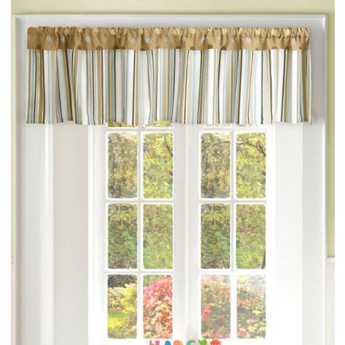 Banana Fish Short Latte Window Valance - 1