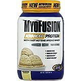 マイオフュージョンアドバンスド プロテイン(MyoFusion Advanced Protein)海外直送 「From USA」 (ストロベリーとクリーム, 2LB)