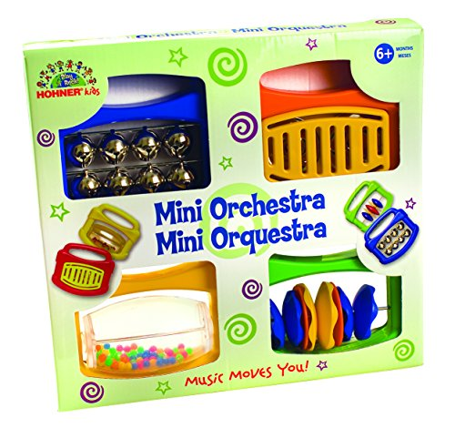 Edushape Mini Orchestra, Set Of 4