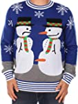 Tipsy Elves Ugly Christmas Sweater -...