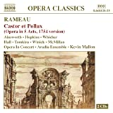Rameau: Castor et Pollux (Opera in 5 Acts, 1754 version)