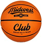 Midwest Club Basketball Tan