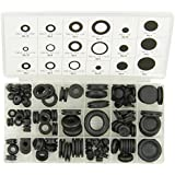 Advanced Tool Design Model ATD-362 Rubber Grommet Assortment, 125-Piece