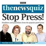 The News Quiz: Stop Press! (BBC Audio)