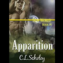 Apparition (       UNABRIDGED) by C. L. Scholey Narrated by Matthew Lloyd Davies