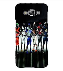 Colourcraft Sportsmen Back Case Cover For Samsung Galaxy Grand Max G720