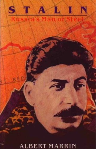 Stalin: Russia's Man of Steel, Albert Marrin