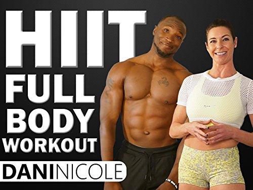 HIIT Full Body Workout - Season 1