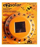 Solar Powered Pumpkin Hat - Color Changing