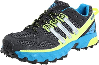 adidas Kanadia 4 Running Shoe (Little Kid Big Kid) by adidas