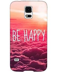 MobileGabbar Samsung Galaxy S5 Back Cover Printed Designer Hard Case