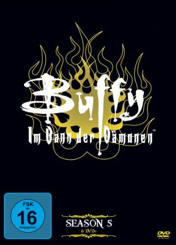 Buffy - Im Bann der Dämonen: Die komplette Season 5 [6 DVDs]