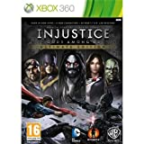 Injustice: Gods Among Us Ultimate Edition Xbox 360 UK (Xbox 360)