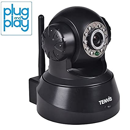 TENVIS JPT3815W Wi-Fi HD P2P Pan/Tilt Network Camera