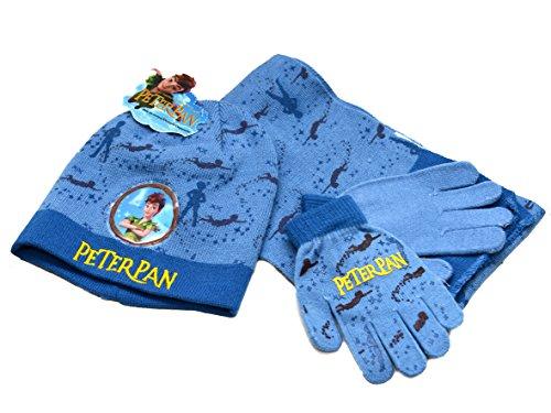 disney-peter-pan-set-cappello-sciarpa-e-guanti-qualita-8-10-anni