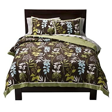 Product Image Springmaid® Chocolate Floral Comforter Set